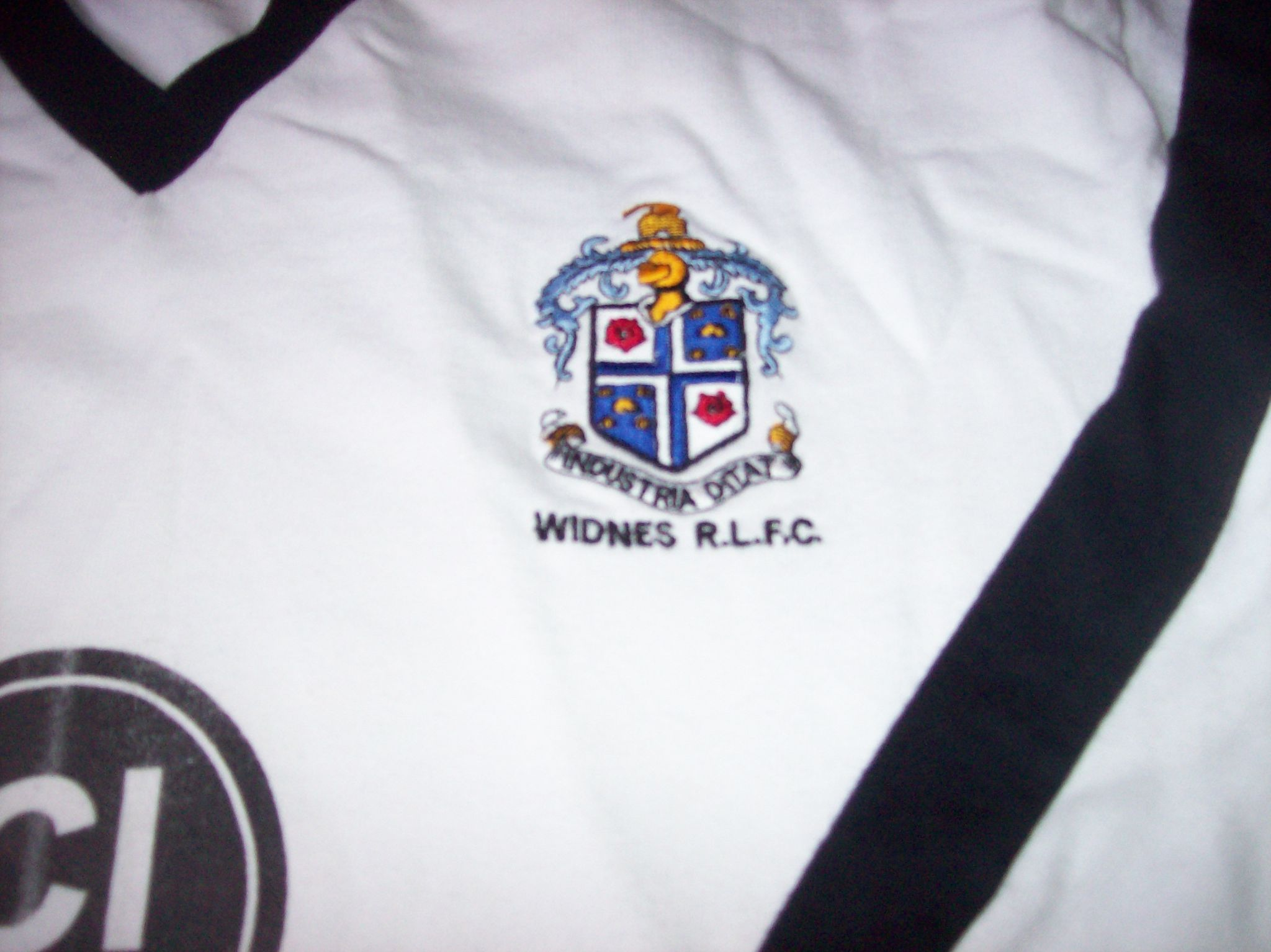 b4a0a235224 Classic Rugby Shirts : Widnes 1989 RL Old Vintage Jerseys